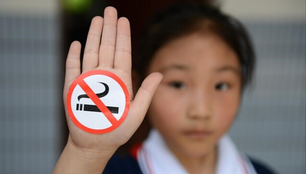 Китай – самая курящая страна