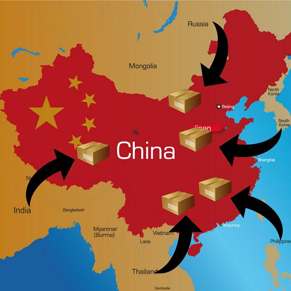 Какие иностранные товары покупают онлайн в Китае